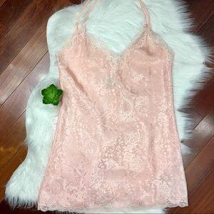 VICTORIA'S SECRET Vintage Pink Blush Slip Lingerie
